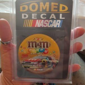 NASCAR decal